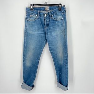 Naked & famous salvage denim jeans